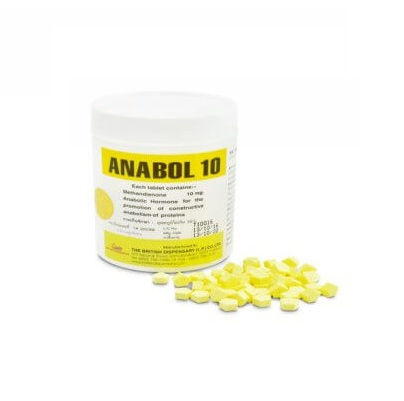 Anabol Yellow Pills 10mg